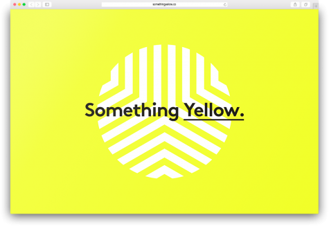 Something Yellow